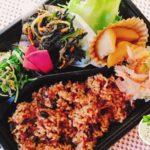 2016/05/17 野菜のお弁当