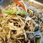 ヘルシーな宅配弁当なら 名古屋で人気のベジファースト 9月28日(木)は海藻たっぷりの低カロリー弁当