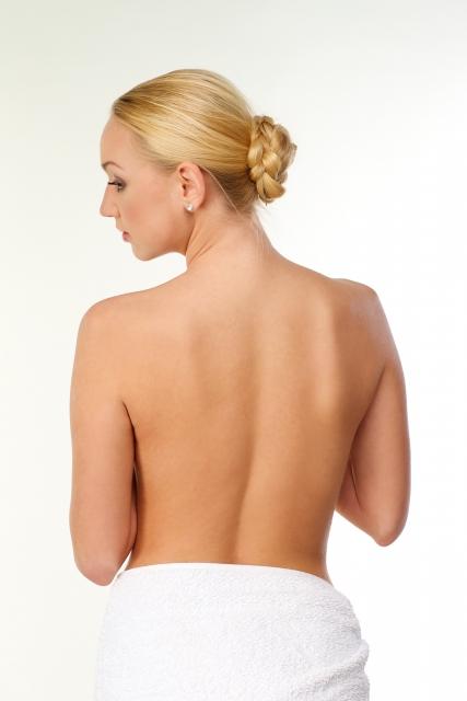肩甲骨を鍛えて体質改善!